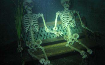 Malini Witlox - Pirates of the Caribbean onder water bij Nullzeit