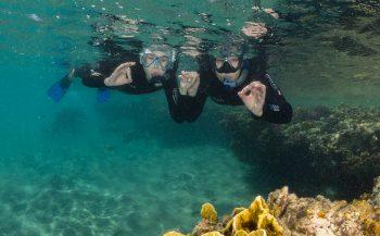 Moederdag - Welke duikende/snorkelende moeder zet jij in het zonnetje?