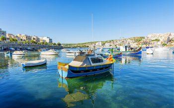 Sands, de ideale plek voor duikers op Malta