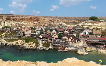 Blog: Popeye en Olijfje op Malta