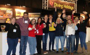 25 jaar Diving Holidays - dat wordt gevierd op Duikvaker!