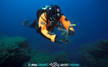 Ghost Fishing gaat verder als Ghost Diving