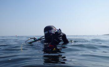 Mooiste duik - een kwestie van gevoel