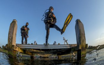 NOB en PADI lanceren protocol voor verantwoorde onderwatersport