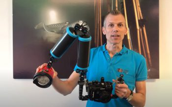 De armen van een cameraset - hoe zit het?
