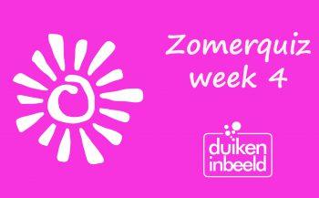 DuikeninBeeld Zomerquiz - week 4