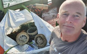 Blog: Noordzeeduikers met groot hart voor schone zee
