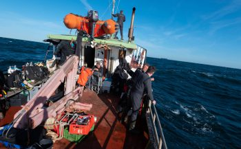 Blog: Een onrustige Noordzee