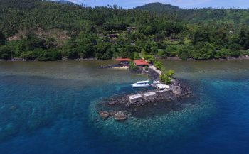 Lumbalumba Diving Resort, Indonesië