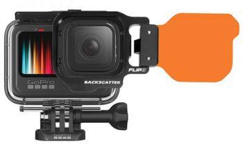 Foto- en filmnieuws: GoPro flip, iPhone onderwaterhuis en viewfinders
