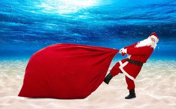 Kerstcadeautjes voor duikers!