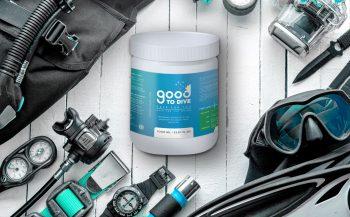 GoodtoDive - oceaanvriendelijk je duikmaterialen schoonhouden
