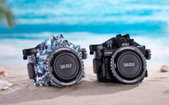 Foto- en filmnieuws: onderwaterhuis voor Olympus en veelbelovend videolicht