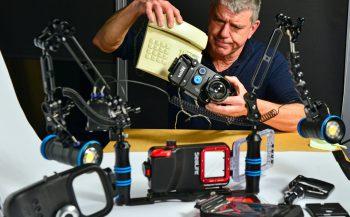 Thematafel - Onderwaterfotografie: fotograferen met de smartphone