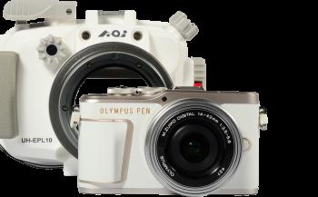Onderwatercamera kiezen - Systeemcamera's