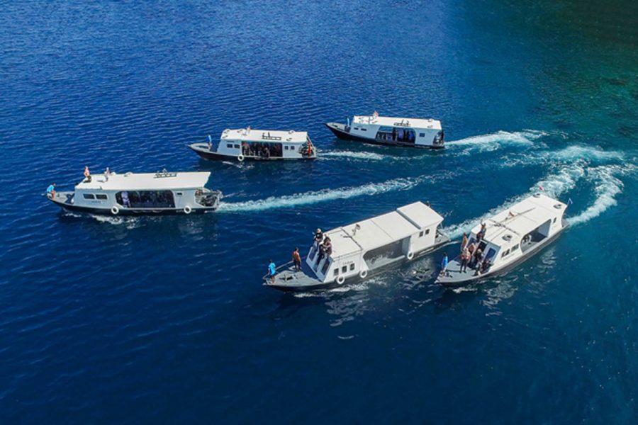 Lembeh Resort - Dive Boats-Murex_juni2021