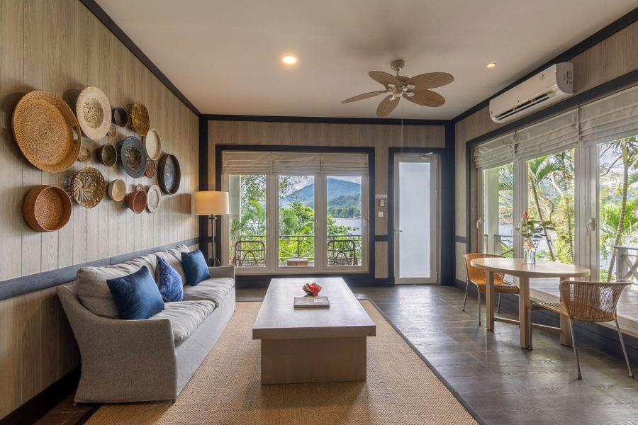 Lembeh Resort - Luxury Cottage Interior-Murex_juni2021