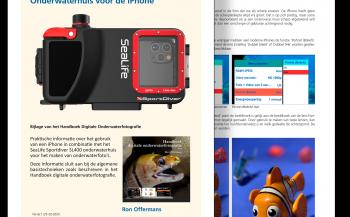Handboek digitale onderwaterfotografie - nog meer bijlagen!