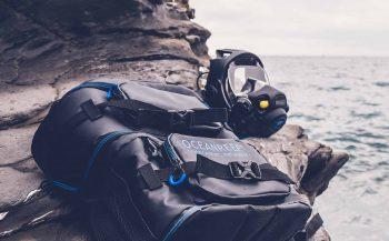 In beeld: NEPTUNE III backpack van Ocean Reef