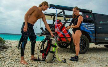Bonaire - 4 Wheel Diving