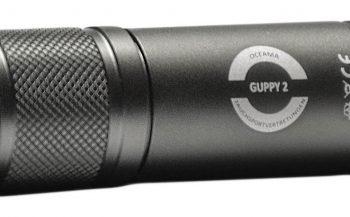 Oceama duiklampen - Compacte Guppy2 voor veel licht