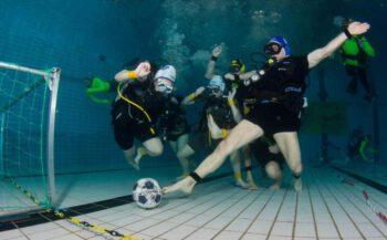 Groeten uit Nederland - Onderwatersport is leuk (periode 3)