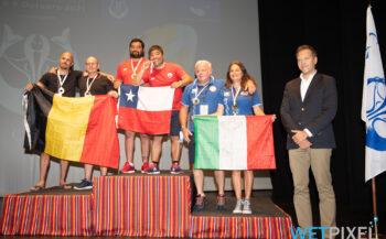 WK 2021 - Zilver voor België!