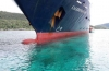 Cruiseschip ramt rif in Raja Ampat
