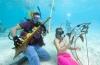 In beeld én geluid: Muziekfestival onder water