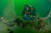WWF: Spooknetten en vistuig dodelijkste vorm van plastic afval voor zeeleven