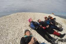 Mirjam van der Sanden – Dagje varen en duiken met de Balena