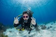 Reportagewedstrijd – Diving in paradise