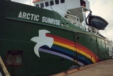 Greenpeace vertrokken voor onderzoek