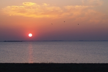 René Weterings – Prachtige zonsondergang!