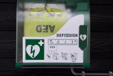 AED op Den Osse operationeel