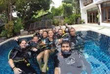 Ik ga emigreren als duikpro en neem mee…