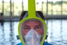 Test snorkelmaskers: Atlantis