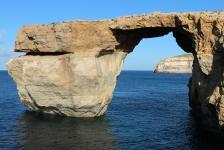 'Azure Window' van Gozo ingestort