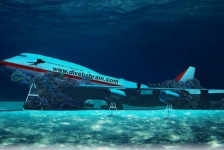 Bahrein bouwt grootste onderwaterpretpark ter wereld
