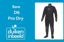 Droogpakken 2019 – Bare D6 Pro Dry