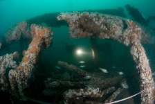 Noordzee: Hoeveel wrakken liggen er op de bodem?