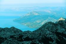 Kroatië boven water