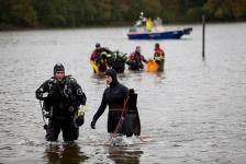 Tamara Lebesque-Franssen – Brandweer zoekt vermiste duikers