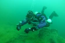 Brenda de Vries – Duiken met een sidemount rebreather