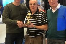 Chris Dekker is winnaar eerste Duikveiligheidtest