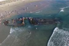 Gok- en hoerenschip na 80 jaar boven water