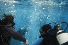 Sarah-Nadiya– Een duik in Monte Mare