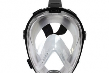 Test snorkelmaskers: DeepBlue Black