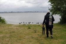 Dirk van den Bergh – Op avontuur in het Haringvliet!