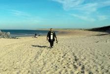 Dirk Van den Bergh – Met 80 duikers tegelijk de Noordzee in